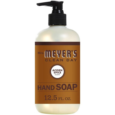 Mrs. Meyer's Clean Day Liquid Hand Soap - Acorn Spice - 12.5oz - image 1 of 3