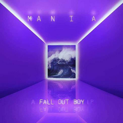 Fall Out Boy - M A N I A [Explicit Lyrics] (CD) - image 1 of 1
