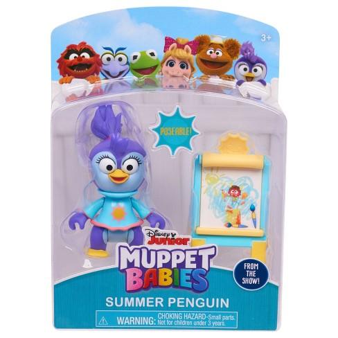 Disney Junior Muppet Babies Poseable Summer Penguin