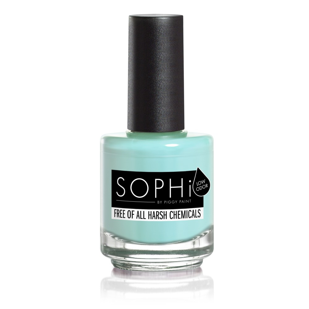 Image of SOPHi by Piggy Paint Non-Toxic Nail Polish 2.2 oz - Pretty Shore about You