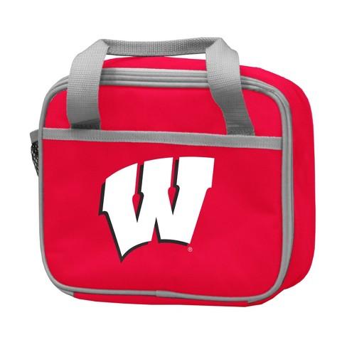 NCAA Wisconsin Badgers Lunch Cooler - image 1 of 4