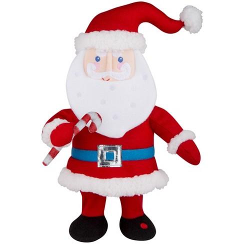 animated santa christmas figurine wondershop target