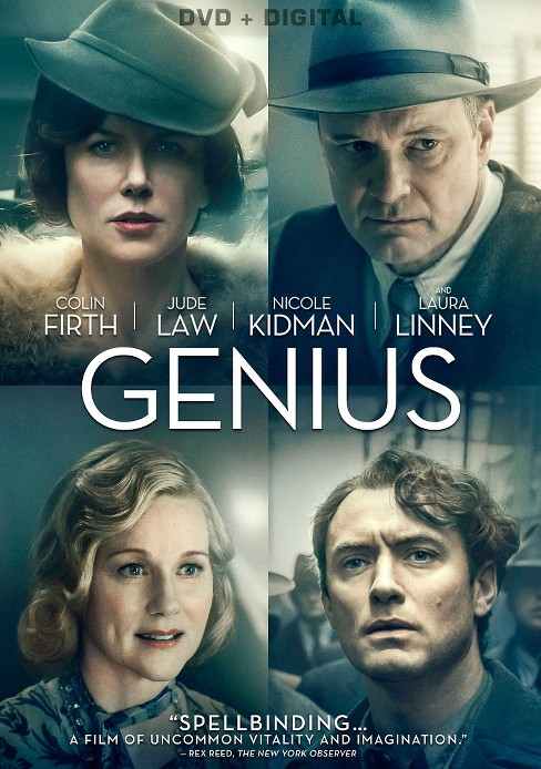 Genius (DVD) - image 1 of 1