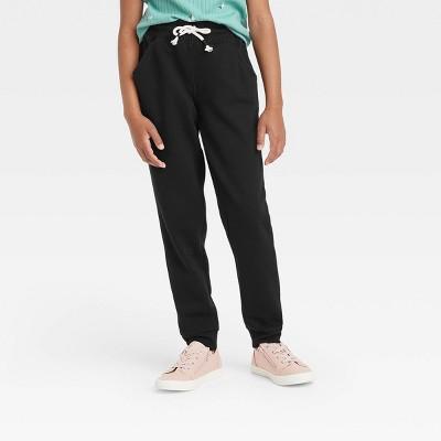 Girls' Fleece Jogger Pants - Cat & Jack™