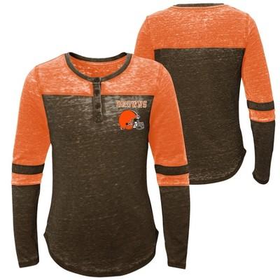 cleveland browns shirts at target