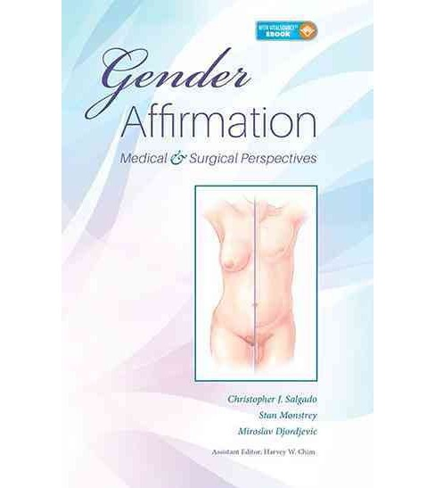 Gender Affirmation : Medical and Surgical Perspectives (Hardcover) - image 1 of 1