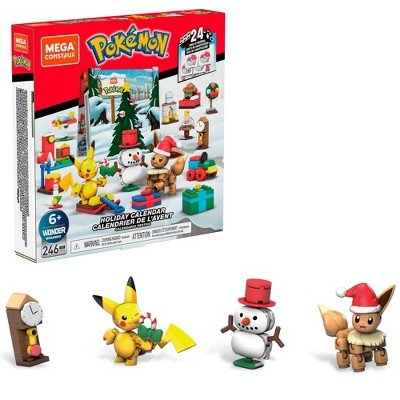 Mega Construx Pokemon Advent Calendar Construction Set