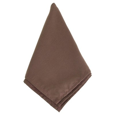 Everyday Design Napkins Chocolate (Set of 12)