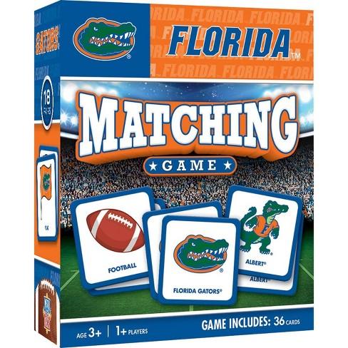 NCAA Florida Gators Matching Game - image 1 of 2