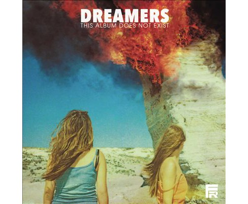 Dreamers - This album does not exist (Vinyl) - image 1 of 1