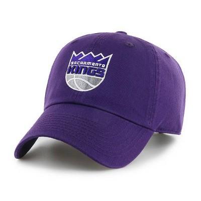 NBA Sacramento Kings Men's Clean Up Hat