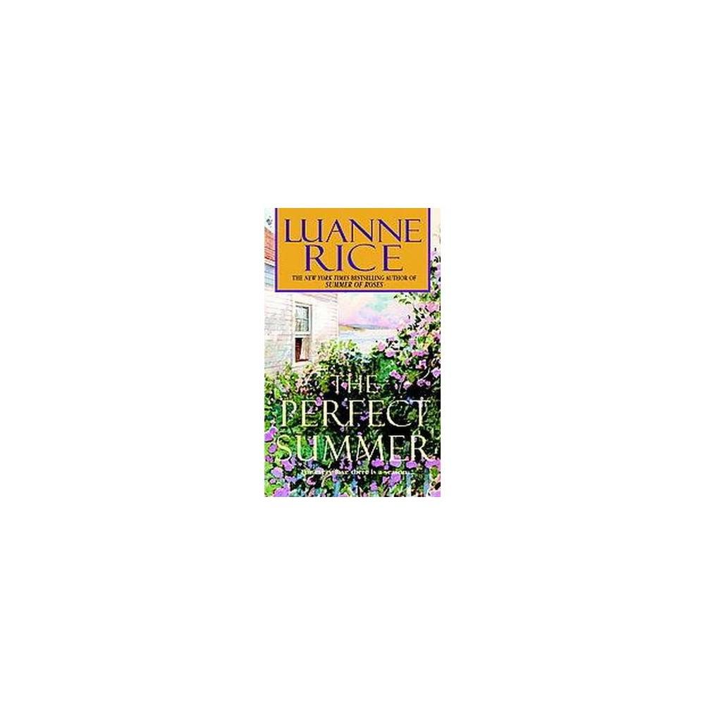 Perfect Summer (Reissue) (Paperback) (Luanne Rice)