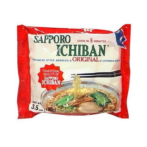 Sapporo Ichiban Original Soup 3.5 oz - image 1 of 1