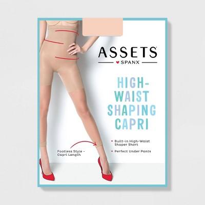 0b0ef1aa78f7e Assets By Spanx Women s High-Waist Footless Shaper   Target