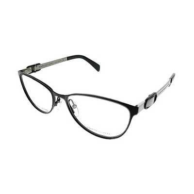 Marc by Marc Jacobs  H5O Womens Cat-Eye Eyeglasses Matte Black 53mm