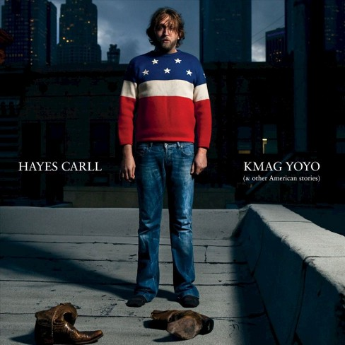 Hayes Carll - KMAG YOYO (& Other American Stories) (CD) - image 1 of 1