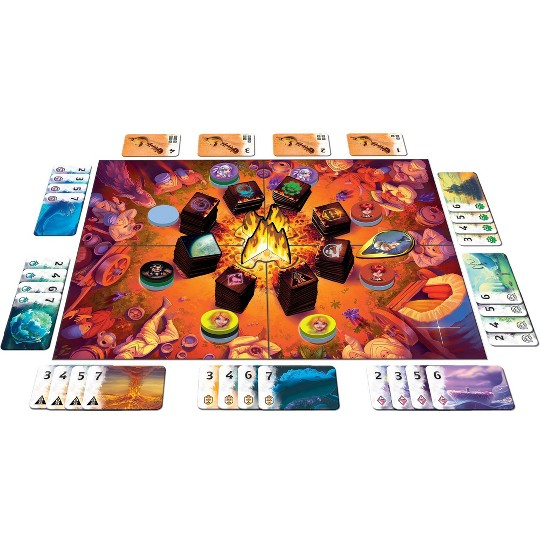 Ludonaut Nomads Board Game image number null