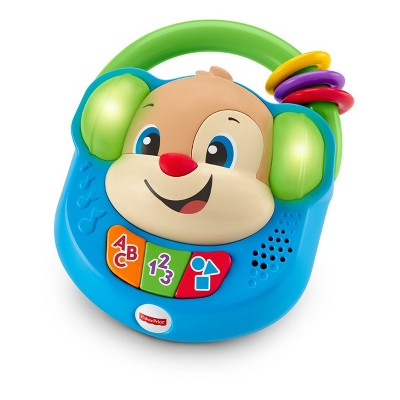 Fisher-Price Laugh and Learn Sing and Learn Music Player