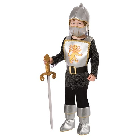 Boys' Brave Knight Toddler Costume 1-2t - image 1 of 1