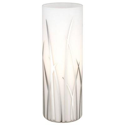 1-Light Rivato Table Lamp Chrome/White - EGLO