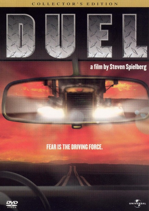 Duel (Collector's Edition) (DVD) - image 1 of 1