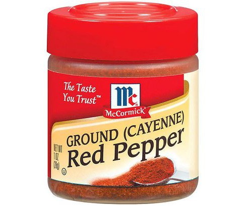 McCormick Ground Cayenne Red Pepper - 1oz - image 1 of 1