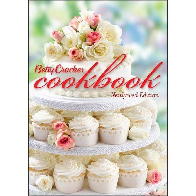 Betty Crocker Cookbook, 11th Edition, Bridal - (Betty Crocker New Cookbook) (Hardcover)