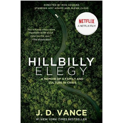 Hillybilly Elegy MTI - by J.D. Vance (Paperback)