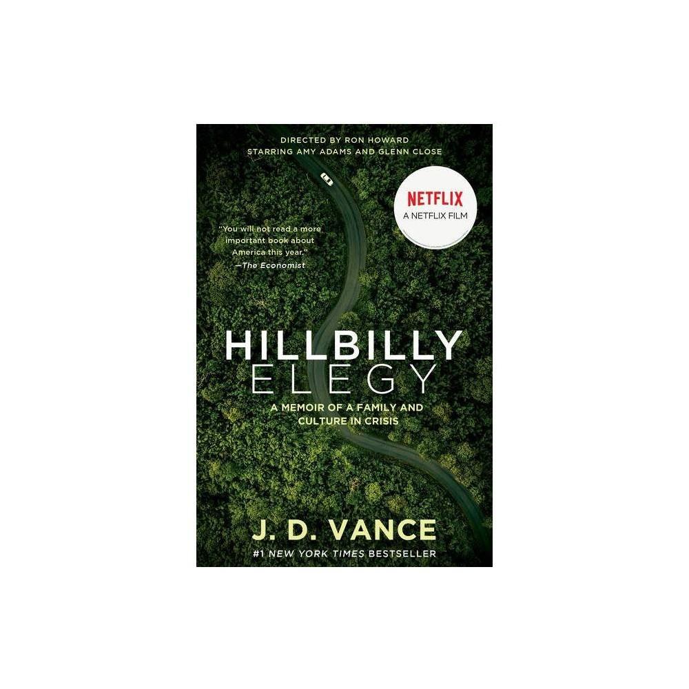 Hillybilly Elegy Mti By J D Vance Paperback