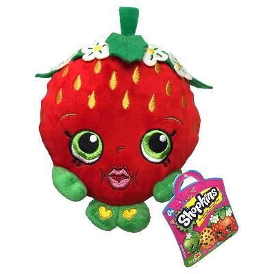 Shopkins Plush Strawberry Kiss