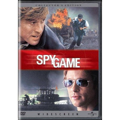 Spy Game (Collector's Edition) (DVD)