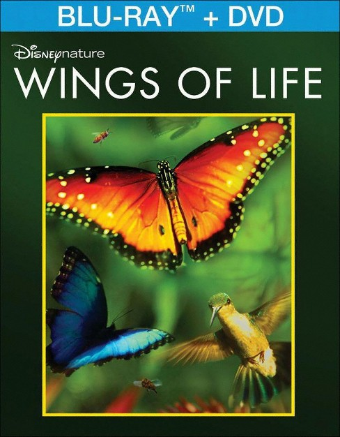 Disneynature: Wings of Life (2 Discs) (Blu-ray/DVD) - image 1 of 1