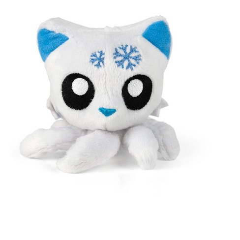 Tentacle Kitty Tentacle Kitty Little Ones 4 Inch Plush Animal | Snowflake - image 1 of 4