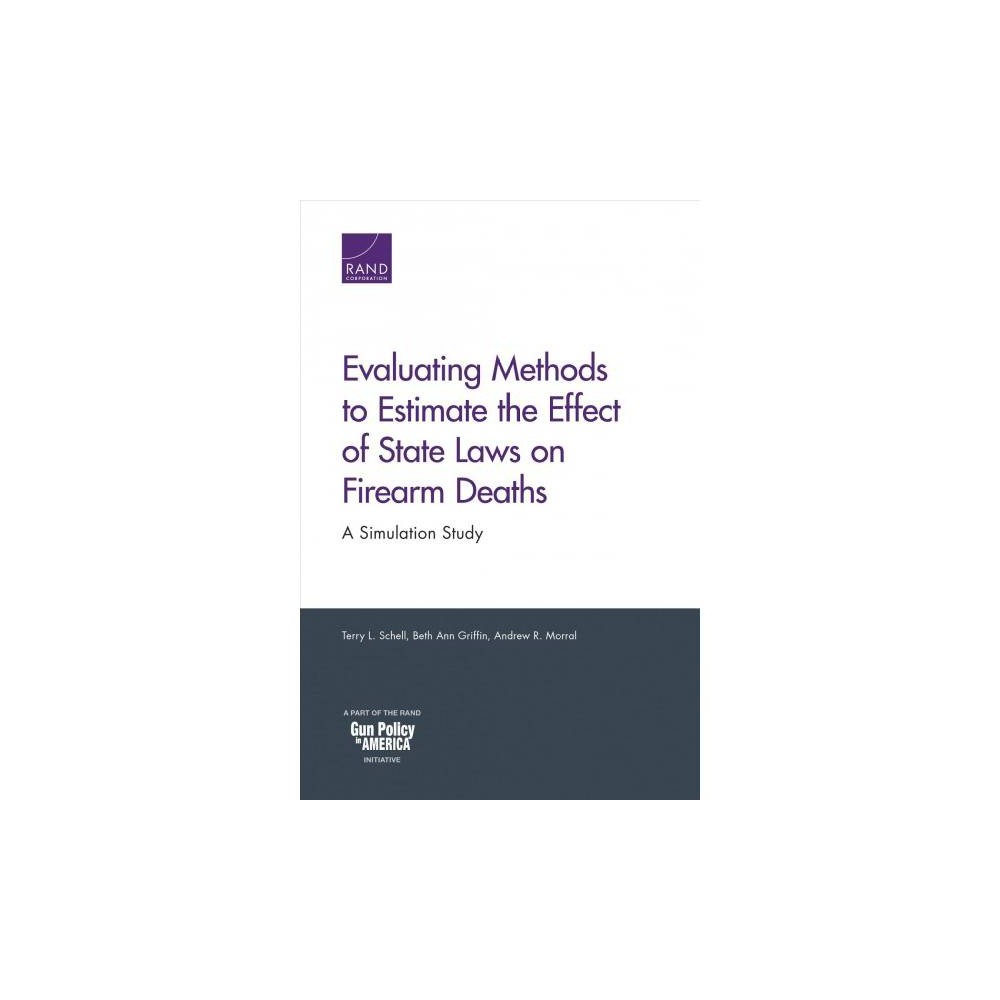 Evaluating Methods to Estimate the Effect of State Laws on Firearm Deaths : A Simulation Study