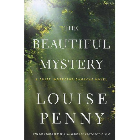 The Beautiful Mystery - (Chief Inspector Gamache Novels) by  Louise Penny (Hardcover) - image 1 of 1