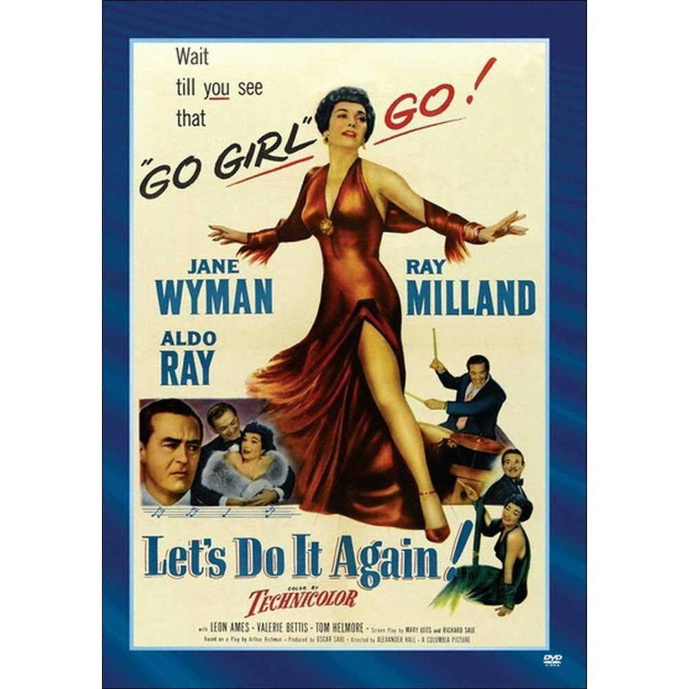Let's Do It Again (Dvd), Movies