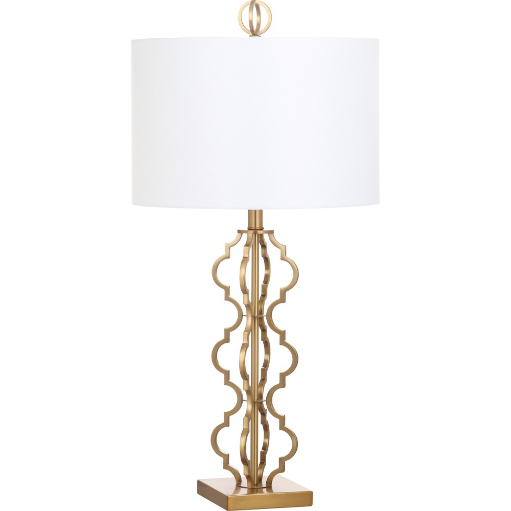 Table Lamp Gold (Includes Energy Efficient Light Bulb) - Safavieh