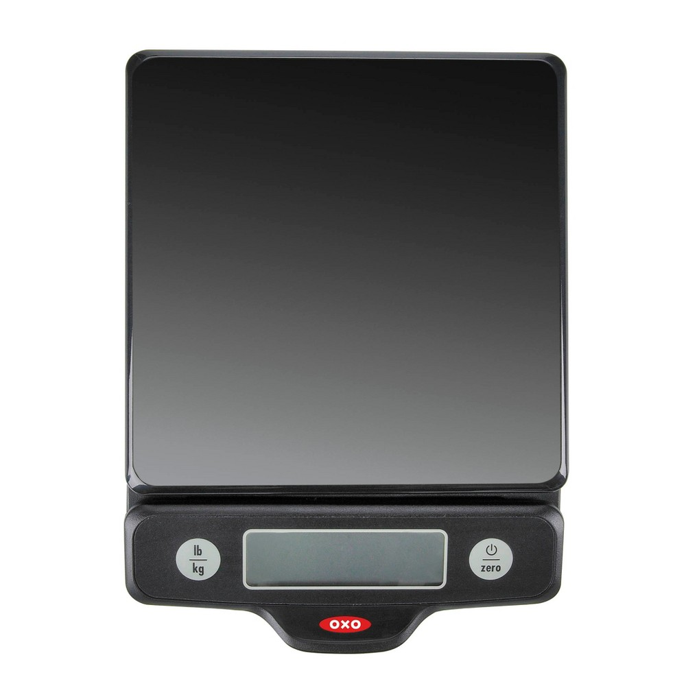 Image of OXO 5Lb Food Scale with Pull Out Display