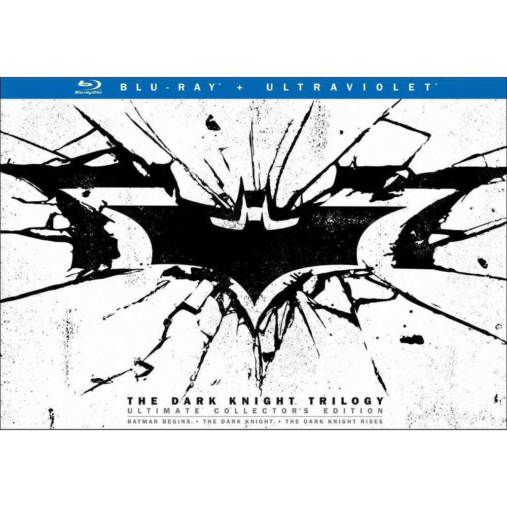 Dark Knight Trilogy:Ultimate Collecto (Blu-ray)
