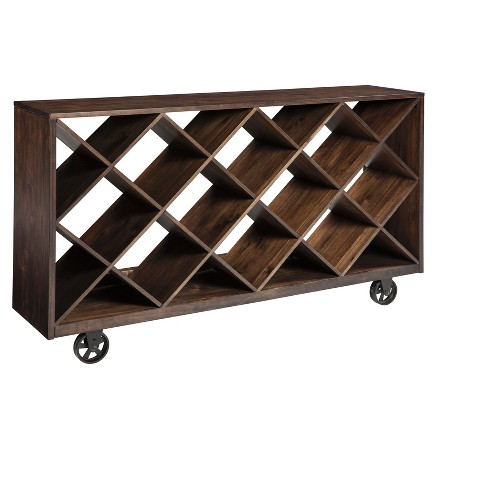 Console Table Brown  - Signature Design by Ashley - image 1 of 4