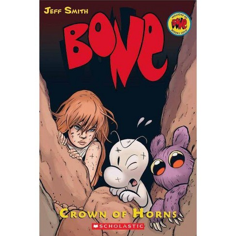Crown of Horns - (Bone (Prebound)) by  Jeff Smith (Hardcover) - image 1 of 1