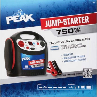 750amp Automotive Jumpstart System - Peak