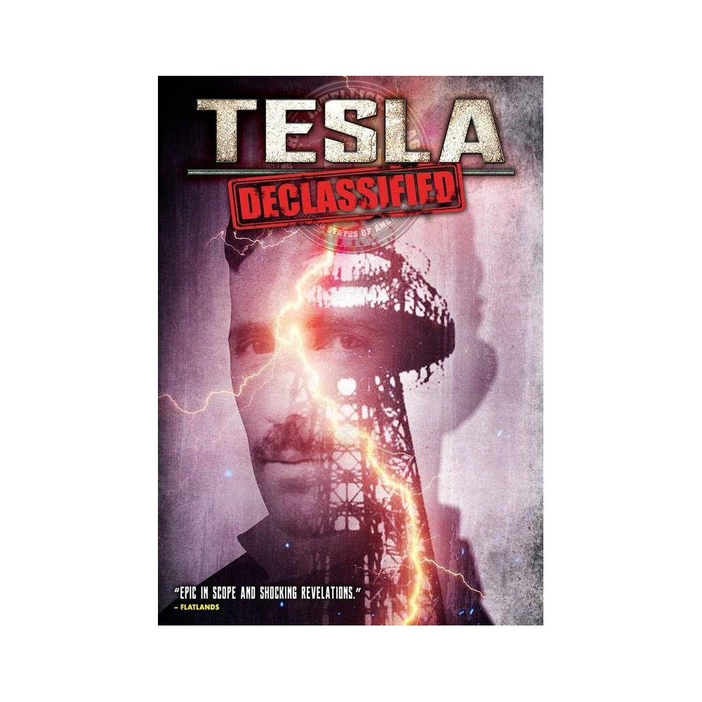 Tesla Declassified (Dvd), Movies Nikola Tesla was an epic figure and character like no other. His inventions and work are directly responsible for our modern world of technology and are even more amazing almost one hundred years later. From wireless power to cellular phones, Tesla was light years ahead of his time. New research exposes that he may have indeed had otherworldly guidance and that the ruling elite was terrified that their control of the planet would be jeopardized if his ideas and inventions were to get into the enemy's hands. Exposed secrets and conspiracies are coming to light that will make us see this man in a new way.