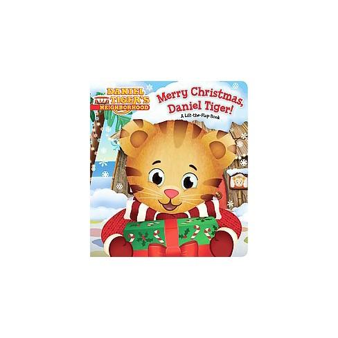 Merry Christmas, Daniel Tiger! ( Daniel Tiger's Neighborhood) (Board) by Angela C. Santomero - image 1 of 1