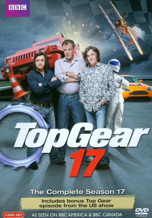 Top gear 17 (DVD) - image 1 of 1