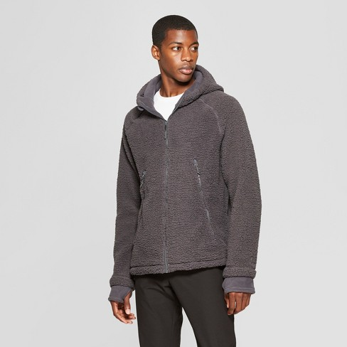 Men's Sherpa Lined Fleece Jacket - C9 Champion® - image 1 of 2