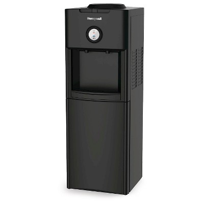 Honeywell 34  Freestanding Water Cooler - Black
