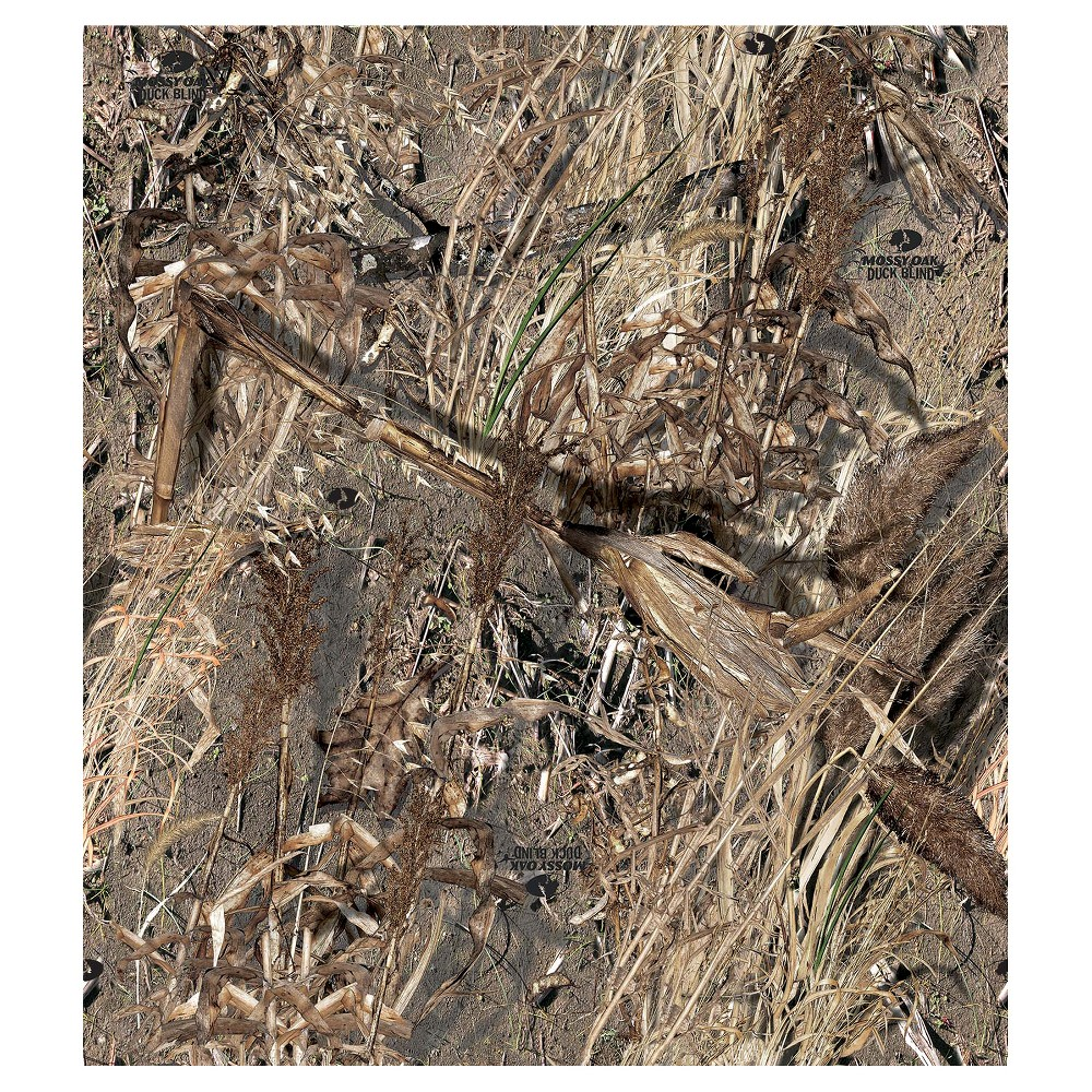 Image of Mossy Oak Duck Blind Fabric, Brown
