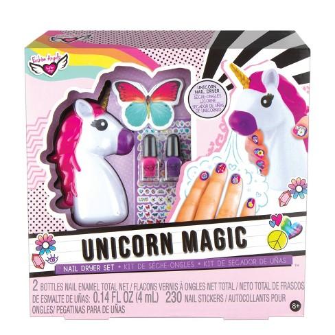 Fashion Angels Unicorn Magic Nail Designer Kit Target