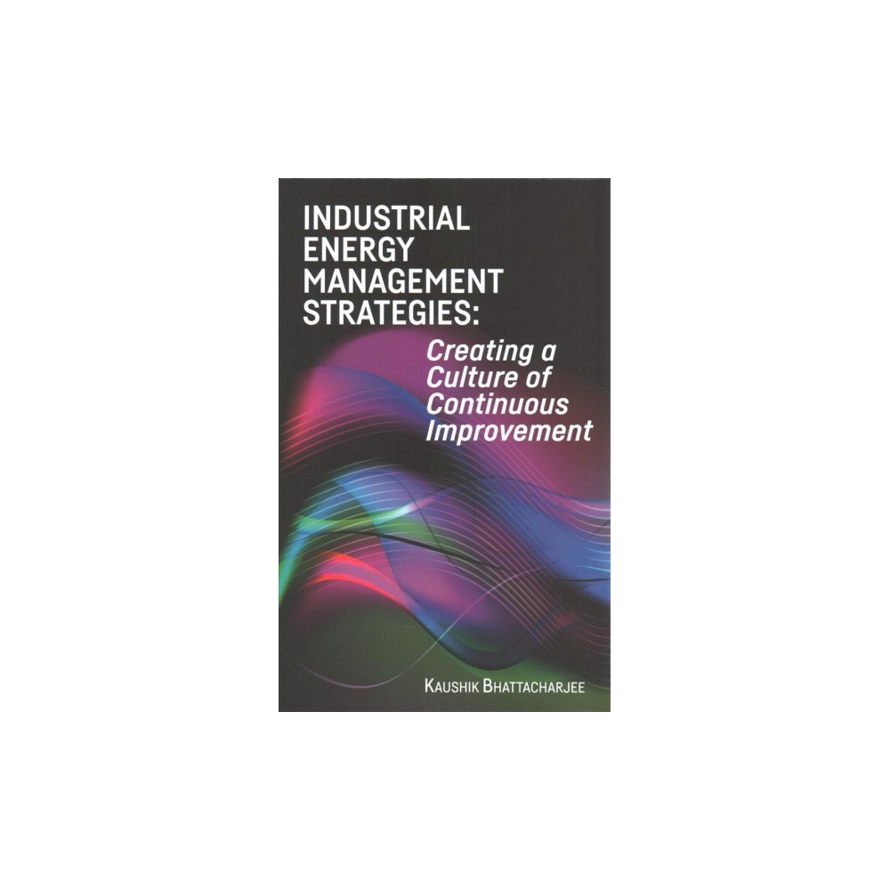 Industrial Energy Management Strategies : Creating a Culture of Continuous Improvement - (Hardcover)
